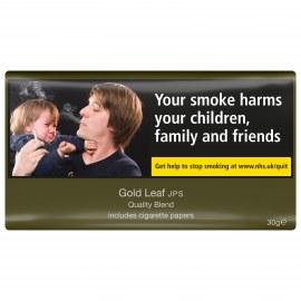 Gold Leaf JPS 30g McGahey Tobacconist