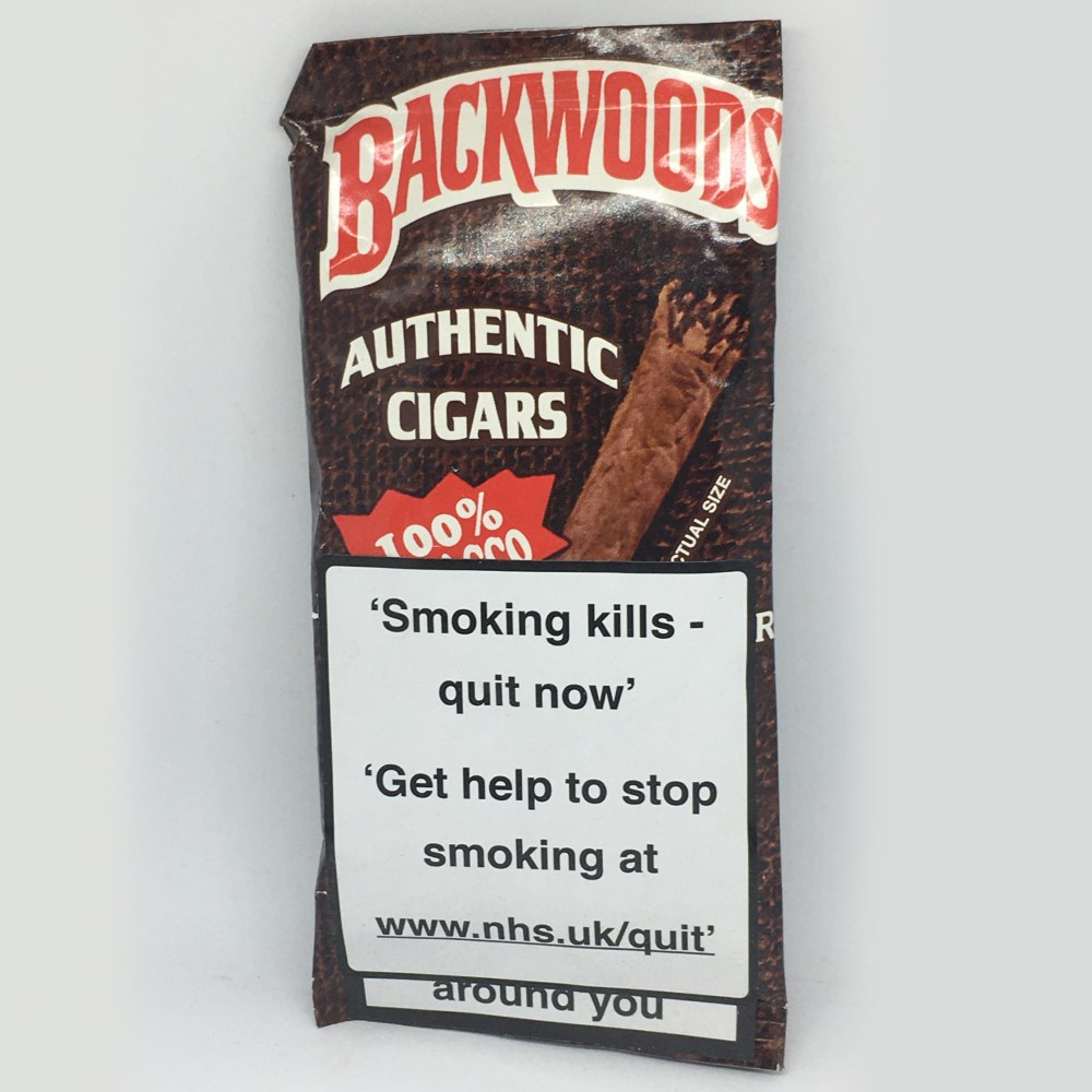 Backwoods Original 100% Cigars
