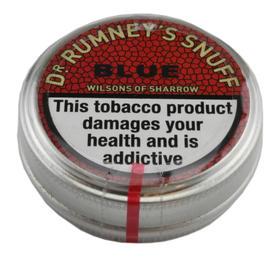 Dr Rumneys Blue snuff