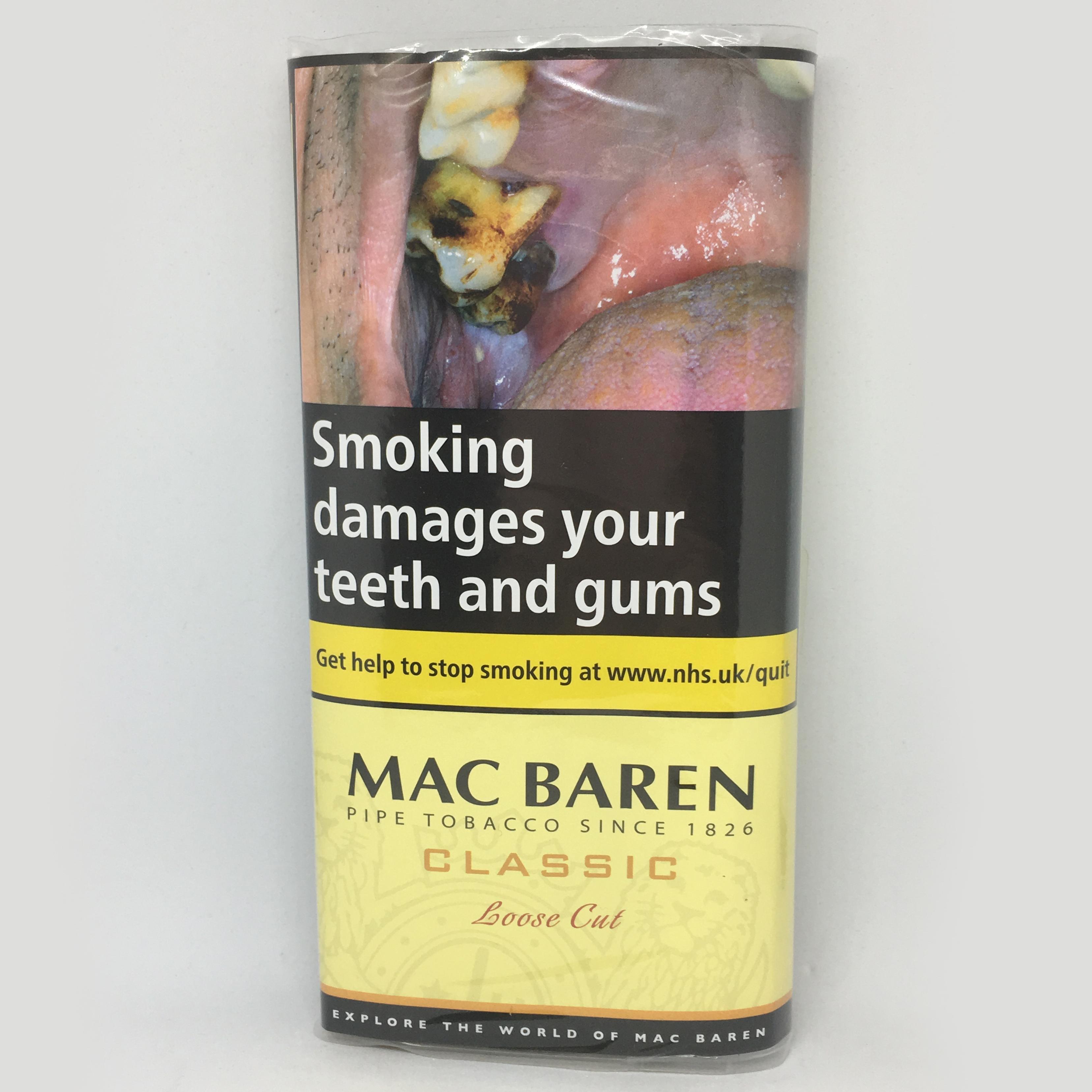 Mac. 3.5 Ounce Tin, In Stock, $15.99.
