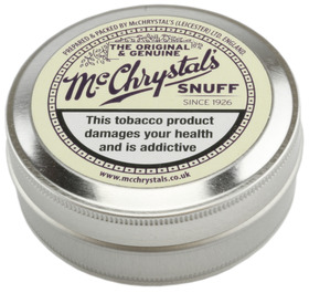 McCrystals Extra Large snuff