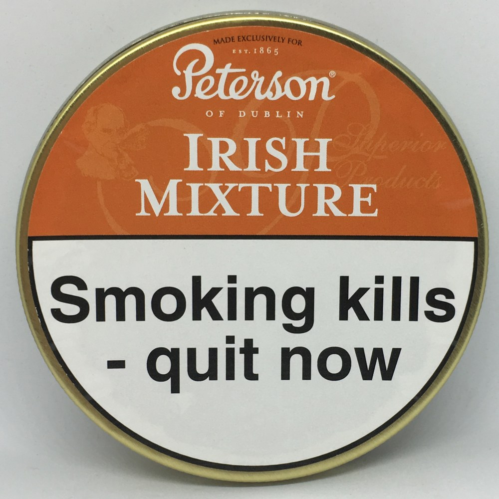 peterson Irish Mixture 50g